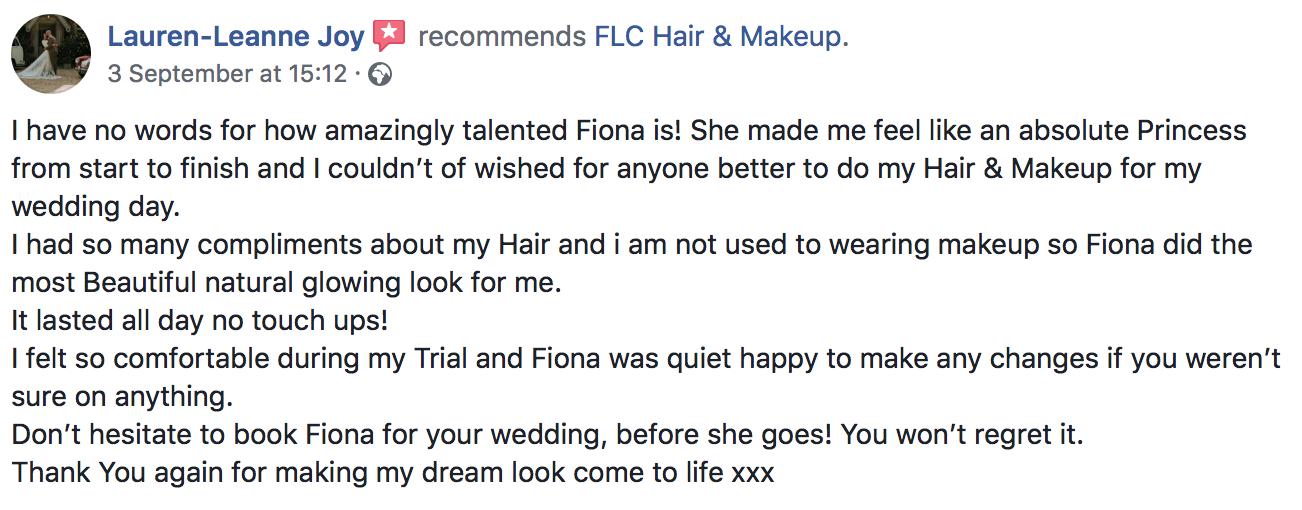FLC Hair & Make up   Bridal Hair and make up  Dorset   Surrey   Berkshire   London   Wiltshire   Somerset
