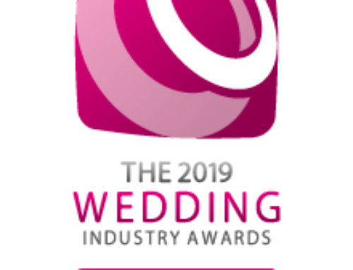 Regional Finalist – The Wedding Industry Awards 2019